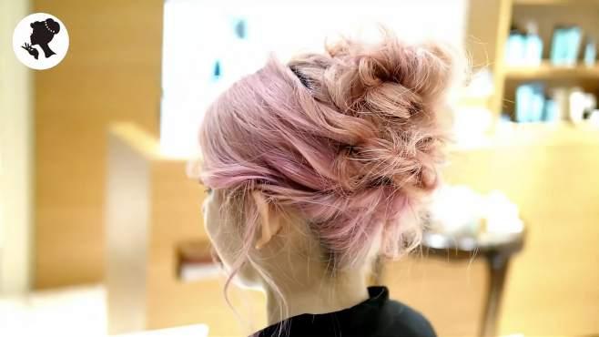 30岁后的女人怎么扎头发才好看?这样扎简单大方又好看
