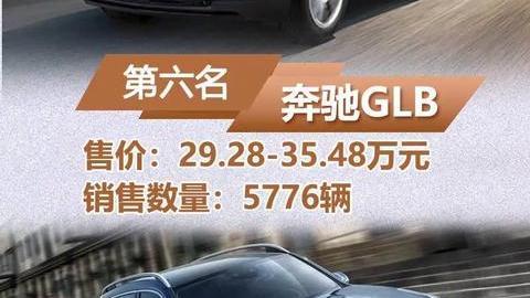 7月高端SUV销量排行榜TOP10:二、三名排位对调,理想ONE再次回归