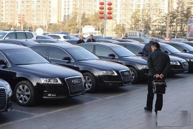 领导御用车升级,车头前格栅是亮点!网友:像不像监狱围栏?