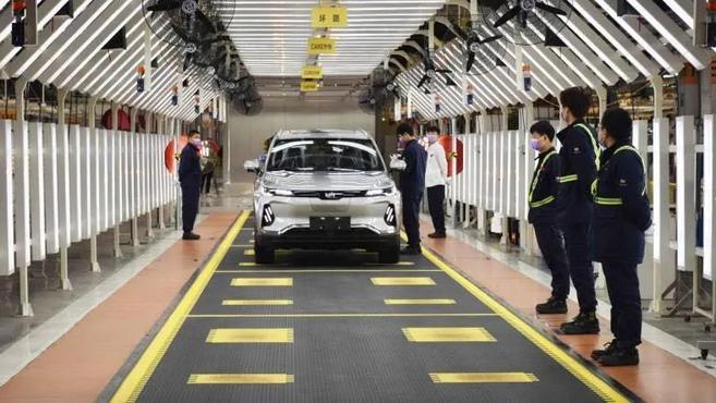 威马官宣100亿融资,中国造车新势力格局抵定