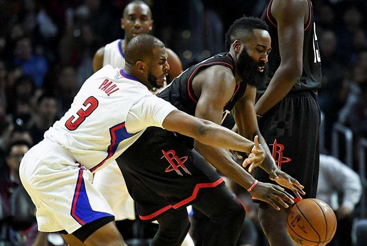 """NBA近20年抢断王之""""七宗最"""":保罗最稳定,艾弗森最能攻"""