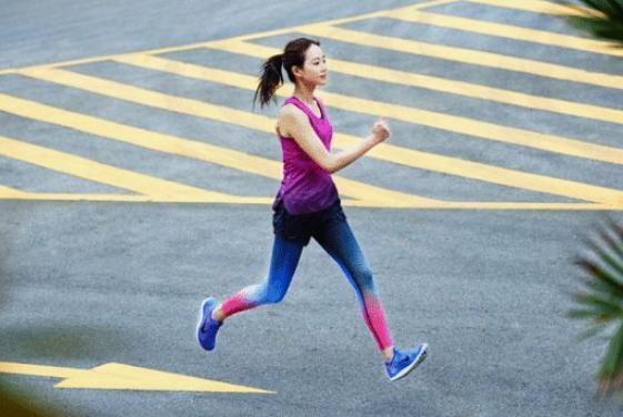 张钧甯坚持长跑十年:不是因为自律才跑步,而是跑步成就了自律!
