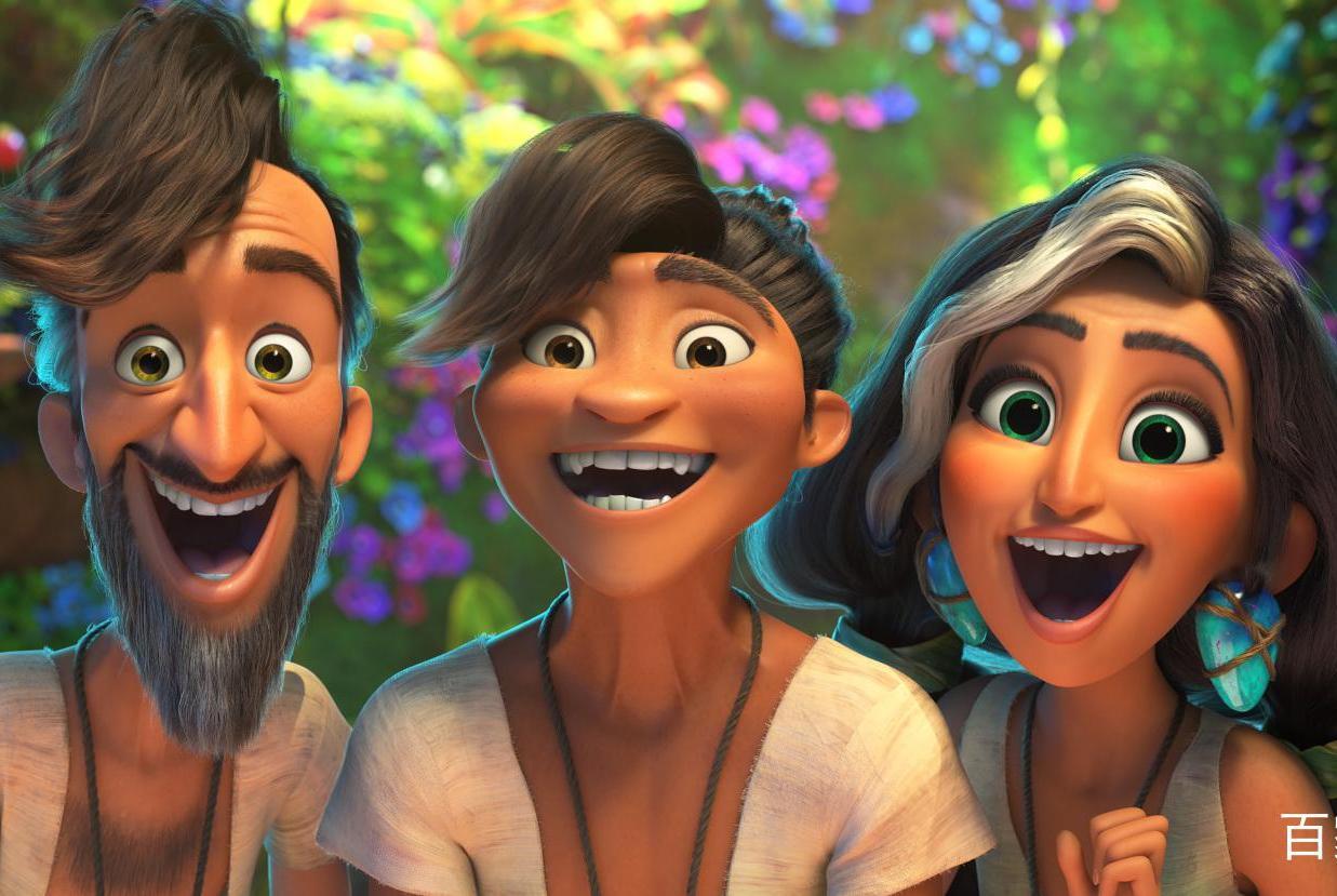 《疯狂原始人2》中文配音预告曝光 神奇冒险先声夺人笑果满分