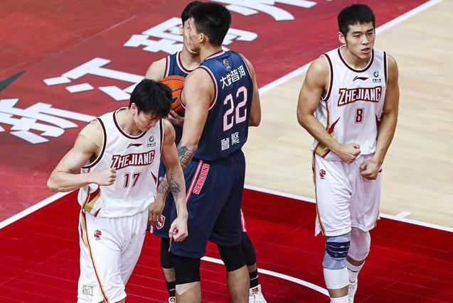强强对话!吴前空砍33分,广东男篮133-125送浙江男篮赛季首败