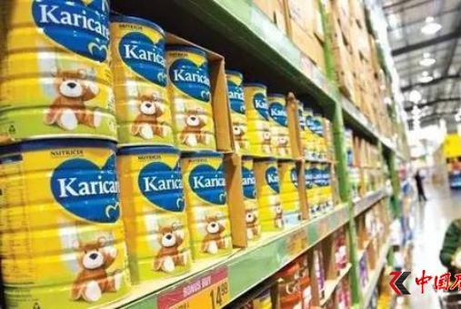 海淘奶粉滞销 国产奶粉重获中国妈妈信任
