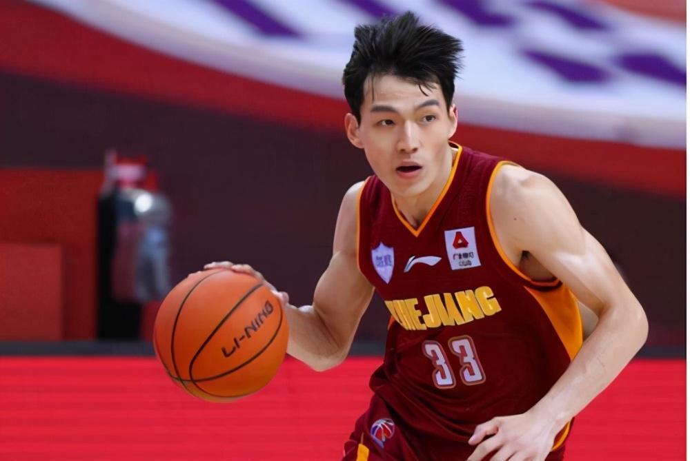浙江新赛季七连胜开局的背后,他们不只是有一往无前的吴前