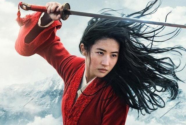 刘亦菲试镜花木兰视频曝光,素颜自信灵动,导演为她推迟半年开拍