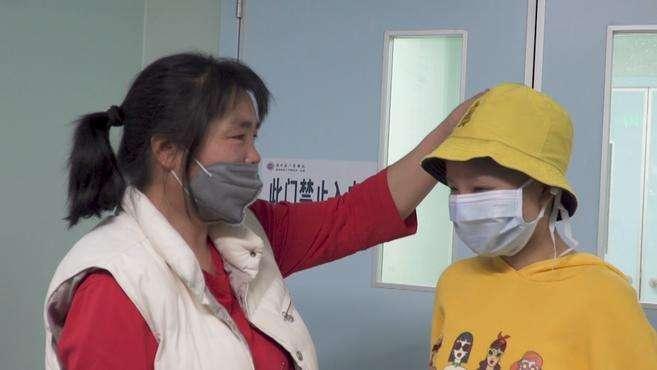 花季少女中考时罹患白血病,龙凤胎弟弟捐髓救姐