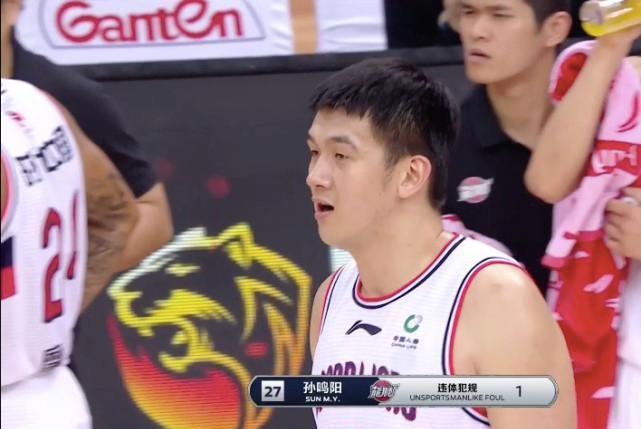 广州12分胜北控结束两连败,摩尔25分杨空砍赛季新高31分