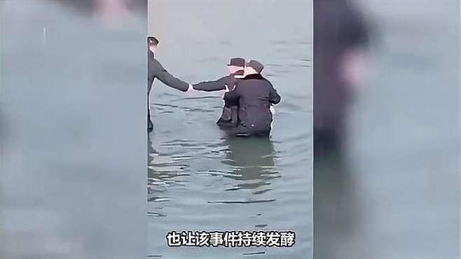 安徽17岁女生溺亡,舆论质疑民警没救人,工作人员:我们尽力了