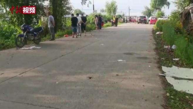 黑龙江五常一超载小客车发生事故 9死6伤