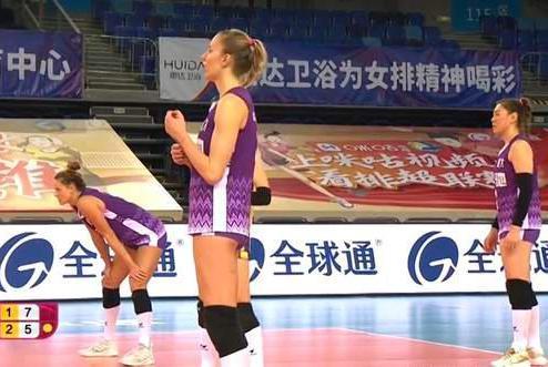 江苏女排2:3憾负,对手前天遭天津横扫,刁琳宇心浮气躁不冷静