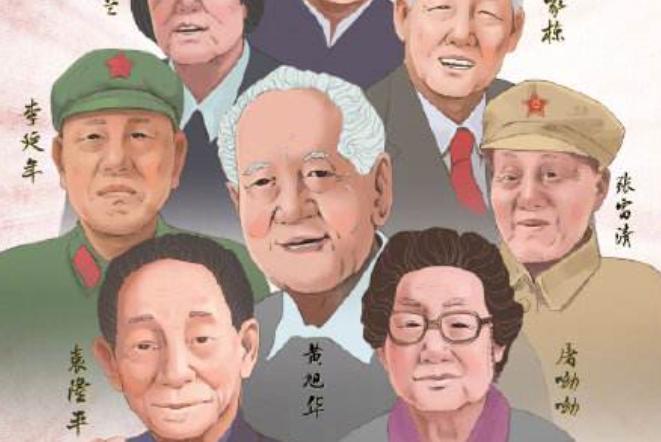 献礼剧《功勋》开拍,黄志忠出演袁隆平,陈道明将出演钟南山?