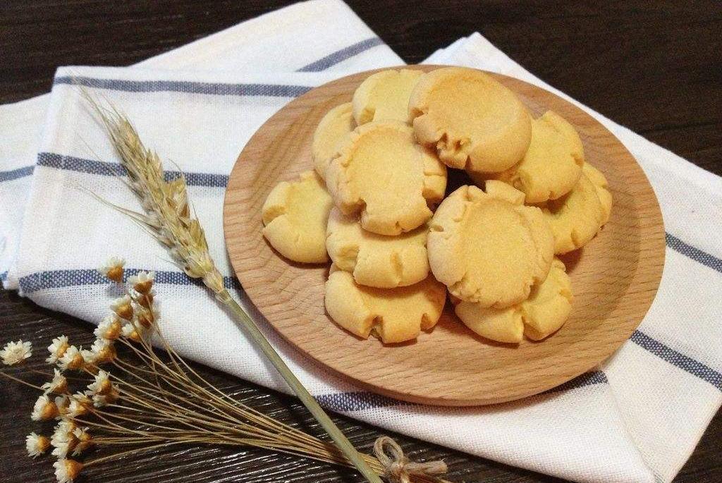 入口即化的玛格丽特小饼干,这2种方法做出来一样好吃,果断收藏