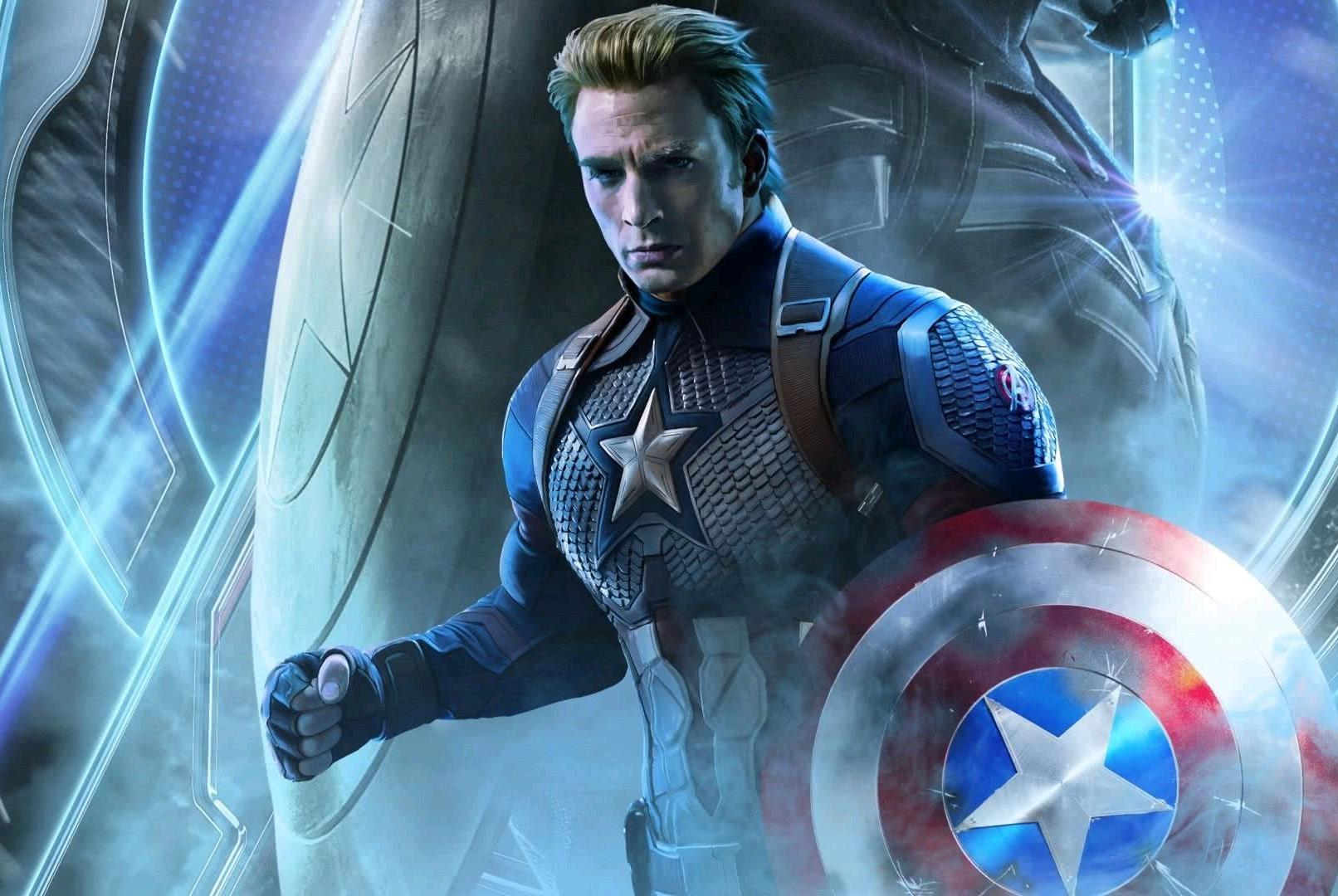 漫威,像美国队长一样的超级战士还有谁?美队年龄到底有多大?