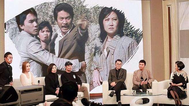 TVB举行吴孟达悼念活动