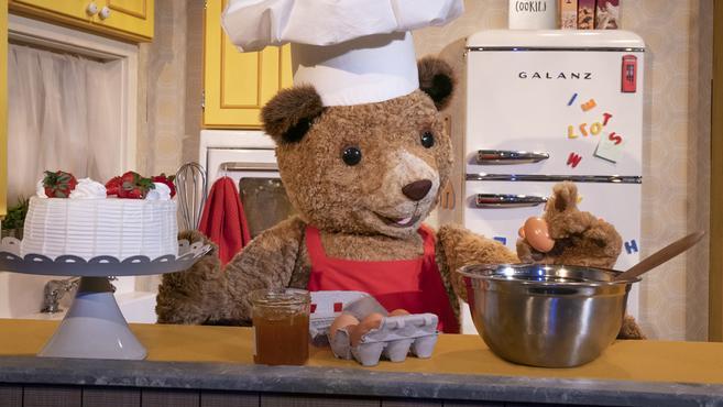 一場由借砂糖引發的家務大冒險,帕丁頓熊飛到中國了