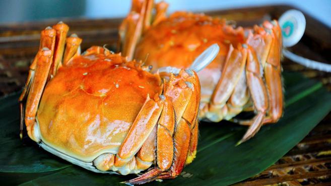 中国民间吃蟹图鉴