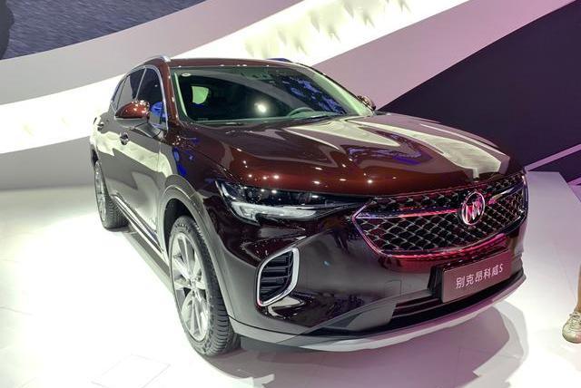 合资SUV新选择,昂科威S即将上市,低调现身第23届成都国际车展