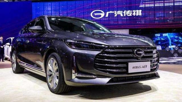 广汽传祺新GA8:国产品牌里为数不多的中大型轿车之一