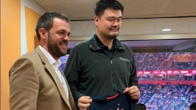 NBA之后 欧洲篮球终于要来了吗?央视开始报道 姚明也去了现场