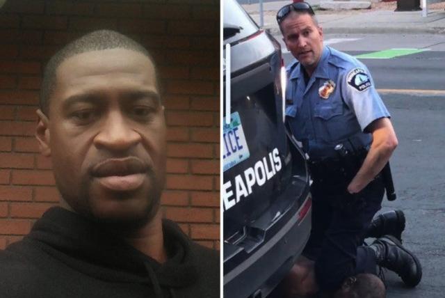 """压死黑人的不是美国警察 而是他们那""""了不起""""的民主和自由啊"""