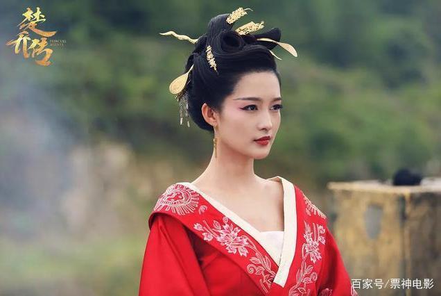 杨幂陈伟霆新剧《斛珠夫人》官宣,赵丽颖的《楚乔传》抄的就是它