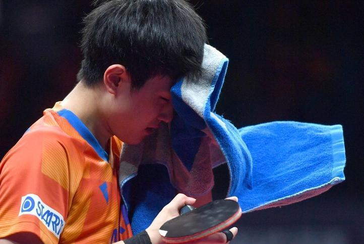 分析:从张本智和总决赛首轮出局,探讨一下中日男乒的奥运布局