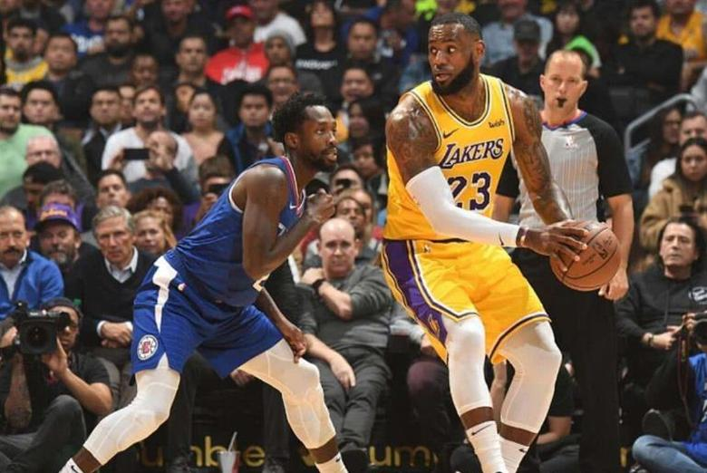 NBA复赛赛程出炉:湖人第一无忧,鹈鹕赛程耐人寻味,收视率有了