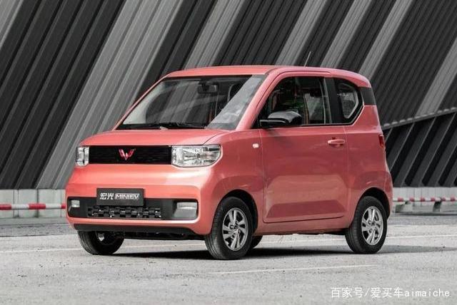 多款车型畅销,宏光MINI EV夺冠,纯电市场会是微型车的天下?
