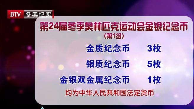 北京冬奥会金银纪念币下月发行