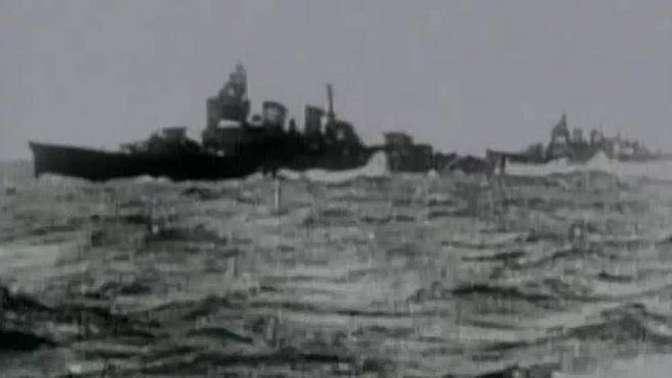 中途岛海战,美军是如何在6分钟重创日本战舰?一段视频揭露真相