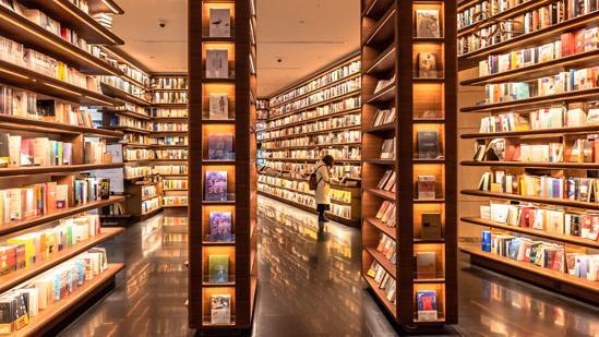 有书店的地方不会孤独