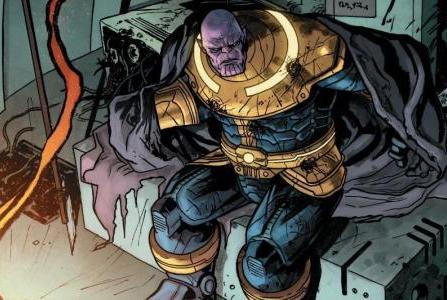 灭霸爷爷实力太恐怖,一拳打碎一个星球,他才是真正的宇宙大魔王