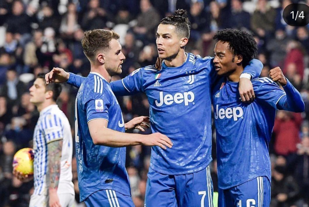 五大联赛全部确定!意大利总理孔蒂批准 意甲将于6月20日重新开始