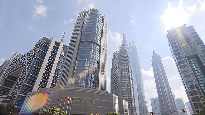 崛起的上海浦东 向上的30年之变