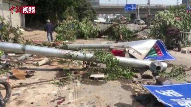 福建罗源发生一起交通事故致9死8伤