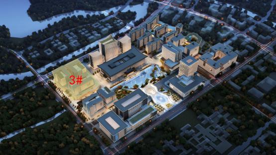 杭萧钢构子公司中标名片项目 钢结构助力雄安建设