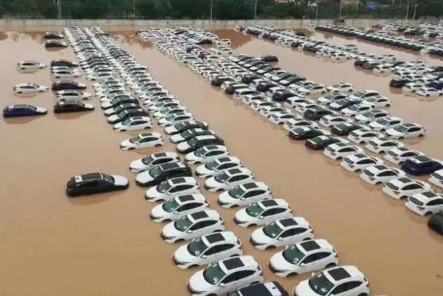 广汽本田损失惨重,新车刚下线就变水泡车!这下员工又有福利了!