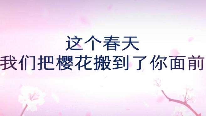 """""""春暖花开樱为有你""""创作者征集大赛之樱你新生正式开启"""