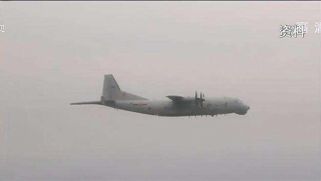 绿媒又炒作:解放军军机3日进入台西南方向空域 本月连续三天丨福州