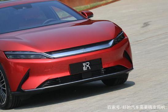 比亚迪汉开启预售 23-28万元 6月可提车