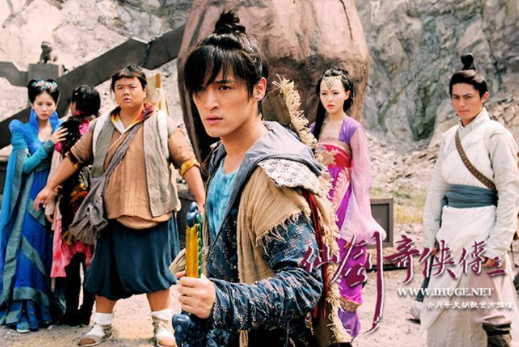 《王牌6》首期节目放大招,导演请来《仙剑》剧组,胡歌杨幂缺席